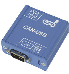 CAN - USB/2