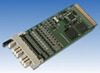 MicroTCA uTCA-ADIO24 AMC Analog/Digital I/O Module